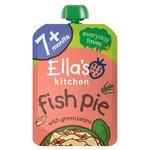 Ella's Kitchen Squashed Squishy Fishy Cakes