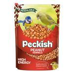 Peckish Peanuts