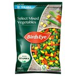 Birds Eye Select Mixed Vegetable Frozen