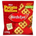 Birds Eye Mini Potato Waffles Frozen