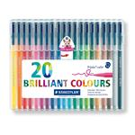 Staedtler Triplus Colouring Pens
