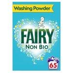 Fairy Non Bio Washing Powder 65 Washes