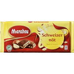 Marabou SchweitzerNot - Milk Chocolate with Hazelnuts