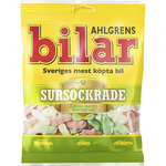 Ahlgrens Bilar Sursockrade - Sour Soft Chewy Marshmallow Cars