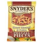 Snyder's Honey Mustard Onion Pretzel Pieces