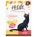 HiLife Tempt Me! Chicken Collection in Jelly Multipack