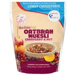 Mornflake Cranberry & Nut Oatbran Muesli