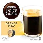 Nescafe Dolce Gusto Grand Mild Pods