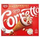 Cornetto Strawberry Ice Cream Cone
