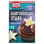 Dr Oetker Giant Chocolate Stars