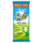 Flash Cleaning Wipes Antibacterial