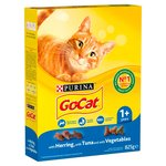 Go-Cat Complete Adult with Tuna, Herring & added Vegetables
