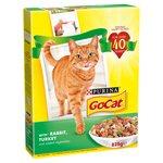Go-Cat Adult Rabbit Turkey & Vegetables