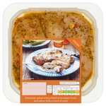 Waitrose Chicken Breast Fillets in Lemon, Apricot & Ras el Hanout Marinade