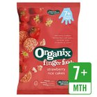 Organix Rice Cakes Strawberry Stage 2