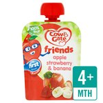 Cow & Gate Apple, Strawberry & Banana Fruit Pouch