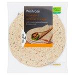 Seeded Tortilla Wraps Waitrose Love Life