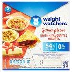 Weight Watchers British Favourite Dessert Recipe Yogurts
