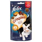 Felix Crispies Cat Treats Beef & Chicken