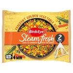 Birds Eye 2 Fragrant Golden Vegetable Rice Frozen