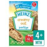 Heinz Breakfast Creamy Oat Porridge 4 Mths+